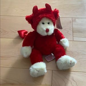 Russ Devil Teddy